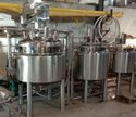 Syrup Manufacturing Machine