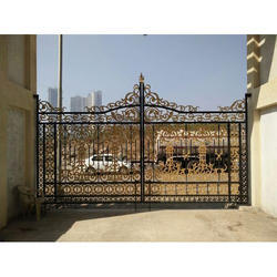 Cast Iron Decorative Gate