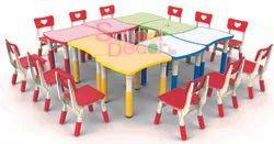 Play School Adjustable Table