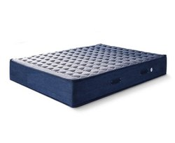 Ortho Mattress Peps Spring Bed Mattresses, Thickness: 4-12