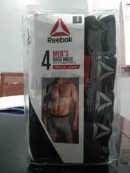 Reebok Packed Mens Boxer Briefs