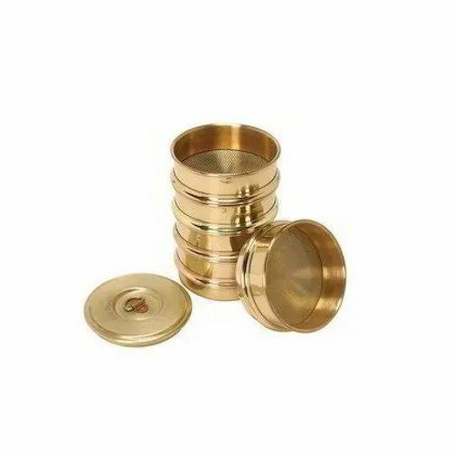 Brass Polished Test Sieves