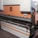 Mechanical Under Crank Shearing Machine