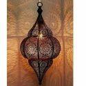 Antique Iron Hanging Lamp