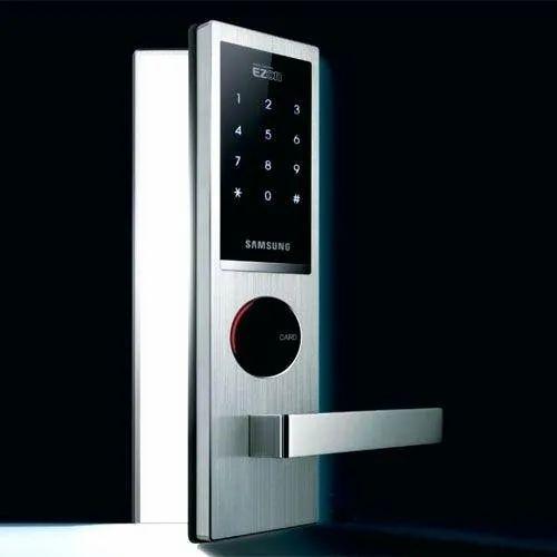 Locking Systems - Cross Key Door Lock Manufacturer from Mumbai