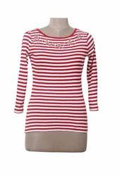 Ladies Striped Top