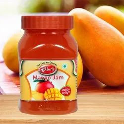 Kollur's Mango Jam - 1kg, Packaging Type: Pet Jar