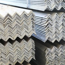 V Shape Mild Steel Angle, For Construction, Size: 100 X 100 X 10 Mm
