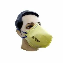Yellow Non-Woven FFP1 SURGEINE FACE MASK, For Pharma Industry