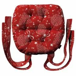 Christmas Chair Pad Cushion