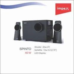 Mumtimedia Speaker (SPINTO)