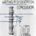 Dissertation Writing Services Consultancy Singapore
