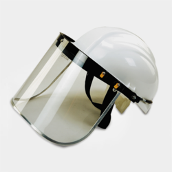 Face Shield Carrier with A3 Wisor Udyogi