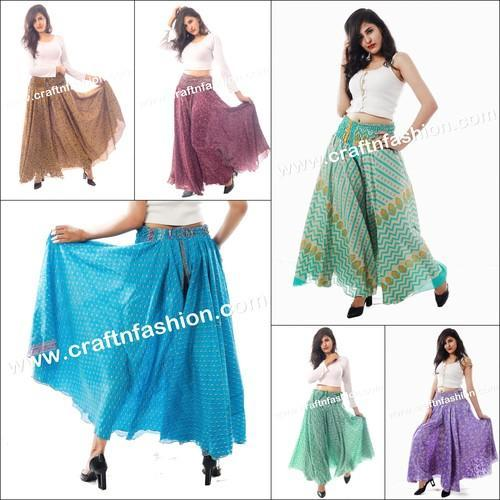 9c0f941a06 Women' s Belly Dance Skirt Pant-Aladdin Style Trouser-Umbrella Flared  Palazzo