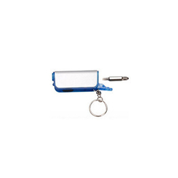 Key Ring With Torch And Toolkit (mini)