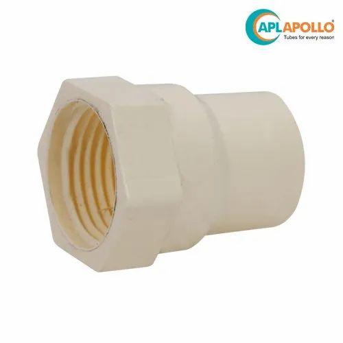 Apollo CPVC Female Adapter Plastic Threaded In SCH 40