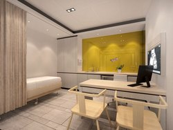 Clinic Interior Designing Services, 3D Interior Design Available : Yes
