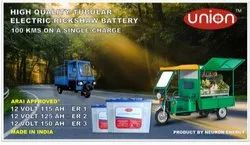 Union E Rickshaw Batteries