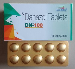 Danazol 50 mg & 100 mg