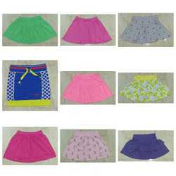 Girls Color Skirt