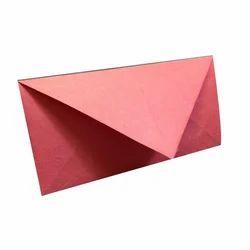 Pink Plain Paper Envelope