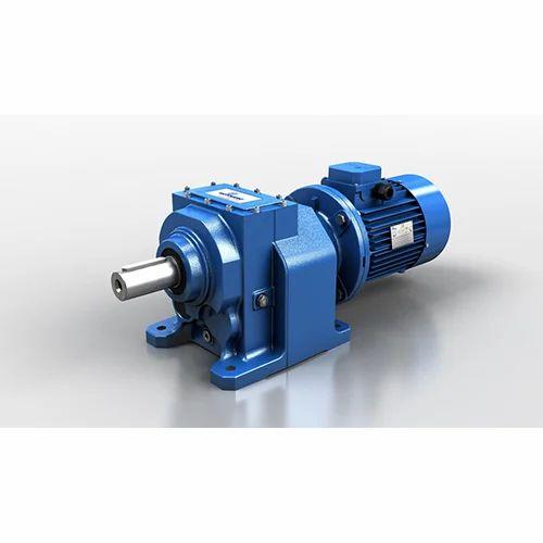 Motovario Helical Gear Motor