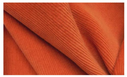 China Cord Foam Laminated Fabric