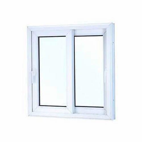 White UPVC Window Frame, Rs 350 /square feet, Renkin Building ...