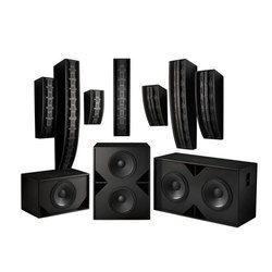 Cinema Loud Speaker, Power: 110 W