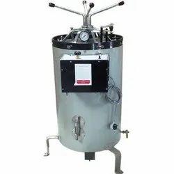 Laboratory Vertical Autoclave