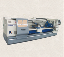 KFL-6150B Heavy Duty Flat Bed CNC Lathe Machine