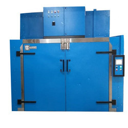 8 Skid Electrical Curing Drying Oven