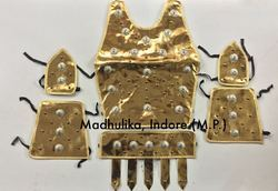 Bahubali Armour Body Chest Set