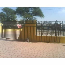 Iron Sliding Gate