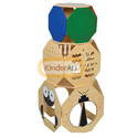 Jumbo Nest Cubes Activity Toys