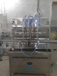 Automatic edible oil filling machine for 500ml to 5 Liter