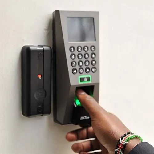 Finger Print Access Control System
