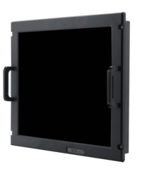 Square, Rectangle Aluminum , Metal Industrial LCD Display, Industrial Type