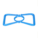 Blue Pet Bottles Butterfly Handle