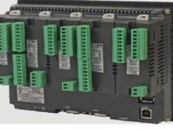 LCD Programmable Logic Controller for Automation
