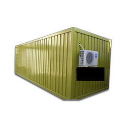 Portable Cabin for Construction Industry