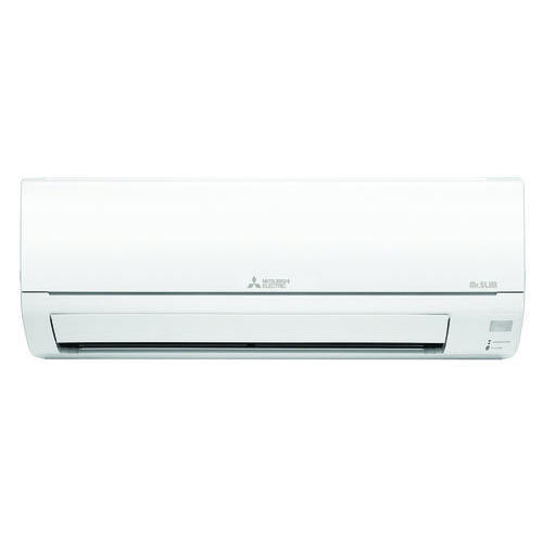 Mitsubishi Green And Silver Electric Inverter Split Ac, For Office