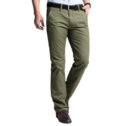 42d3bc88d445 Men  s Cotton Regular Fit Trouser
