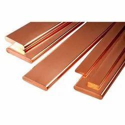 Copper Flat Rod