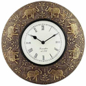 Pushpam Arts Antique Wall Clocks