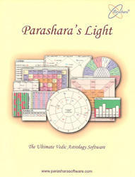 Parashara s Light Vedic Astrology Software