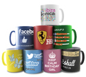 SUBLIMATION MUGS & ALL GIFT ITEMS