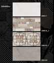 2066HL2 Matt Ceramic Wall Tiles