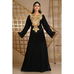 High Fashion Designer Abaya