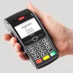Automatic Ingenico IWL 220 GPRS Hand Held Device